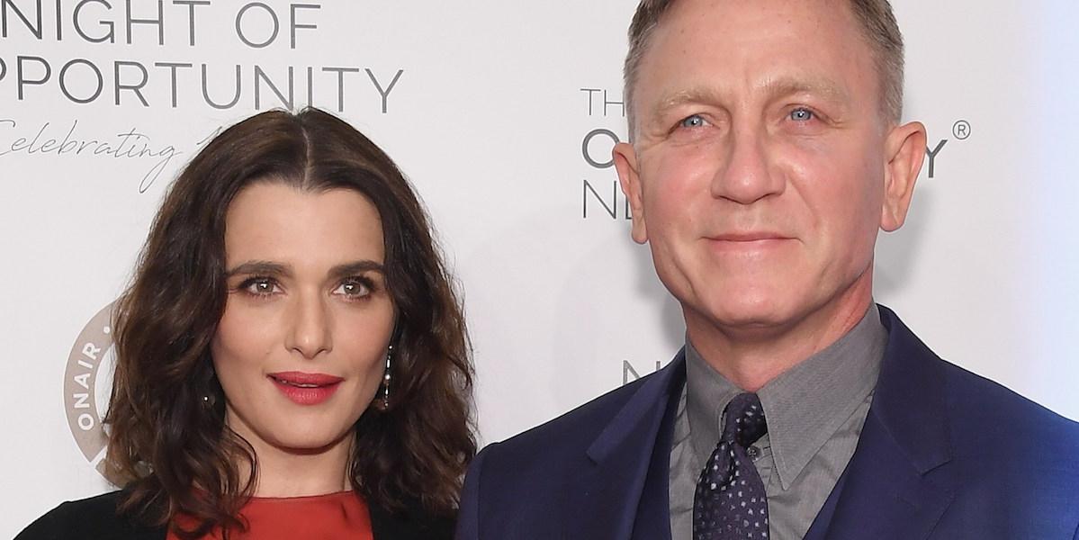 Babynieuws: Daniel Craig en Rachel Weisz verwelkomen een meisje