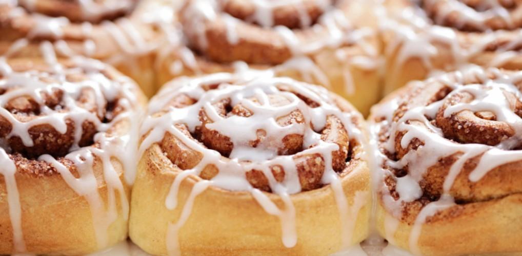 Zó maak jij heerlijke cinnamon buns uit de Airfryer