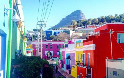 FOTO'S: dit zijn de 11 meest kleurrijke straten ter wereld