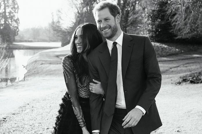 Té leuk: Meghan en Harry onthullen wie hun bruidsjonkers en -meisjes zijn