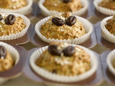 Recept: havermuffins met banaan en hazelnoot