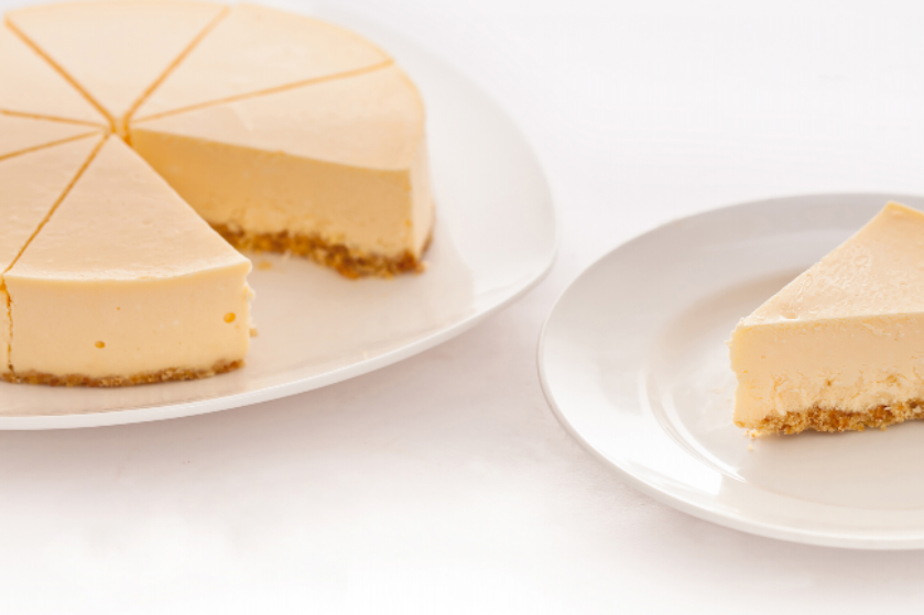 Van cocktail naar taart: hét recept voor een Pornstar Martini Cheesecake