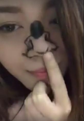 Video: dit meisje laat haar neus dansen op Rihanna's 'Work'!