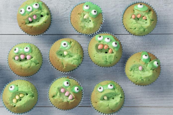 Kleine moeite, fijne traktatie: monstercakes