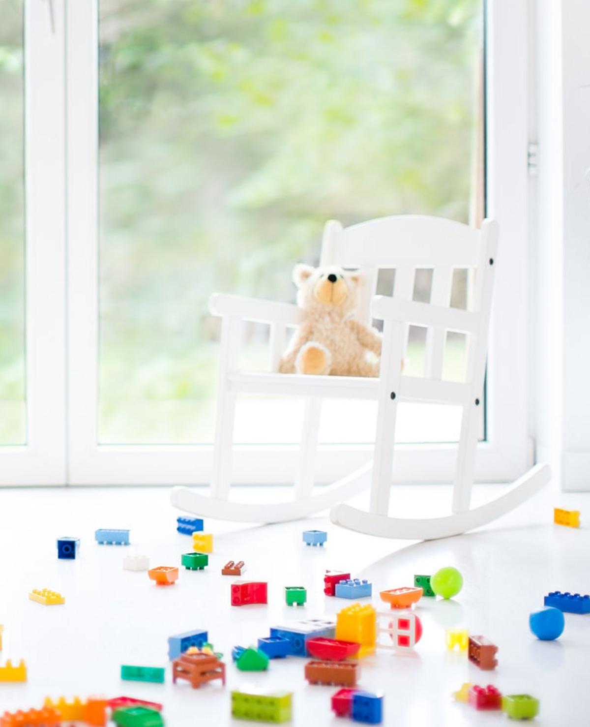 Speelgoed schoonmaken