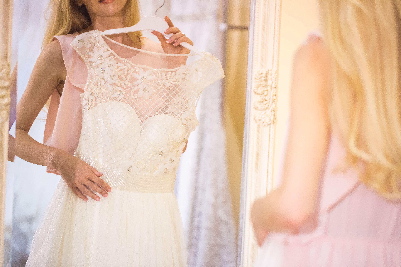 5 dingen die je moet doen voordat je een trouwjurk gaat kopen