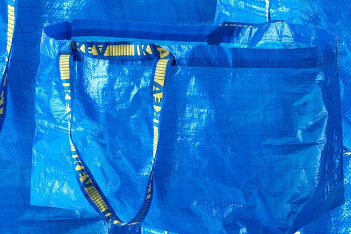 5x Dé IKEA tas, maar dan even anders