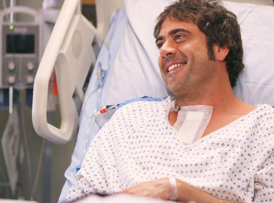 OMG! Denny Duquette uit 'Grey's Anatomy' is bad boy in nieuwe serie!