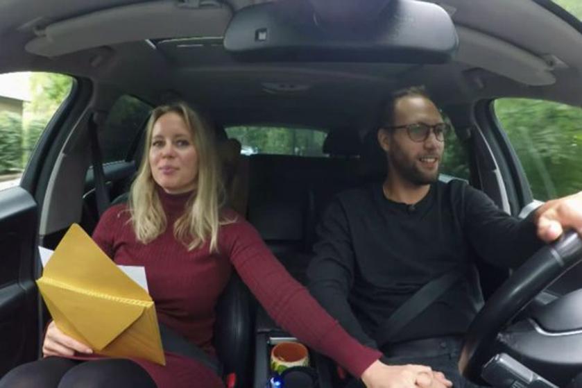 Kijkers schrikken door huizenprijs van Bas & Sophie in Kopen zonder kijken