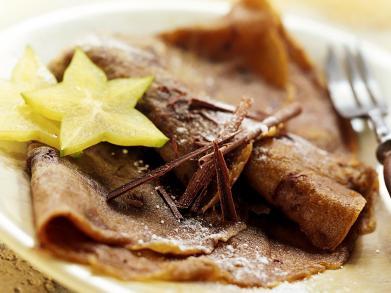 Recept: pannenkoeken met koffie en chocolade!