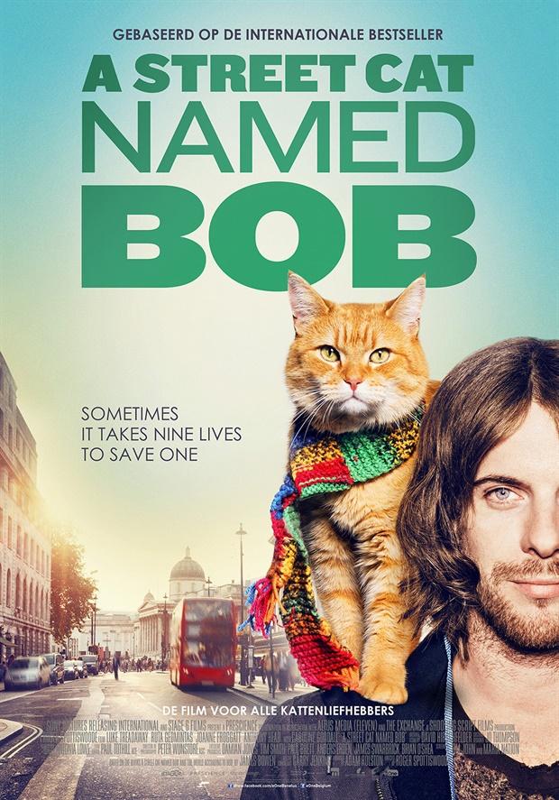 Win! Vrijkaartjes voor de hartverwarmende film 'A Street Cat Named Bob'