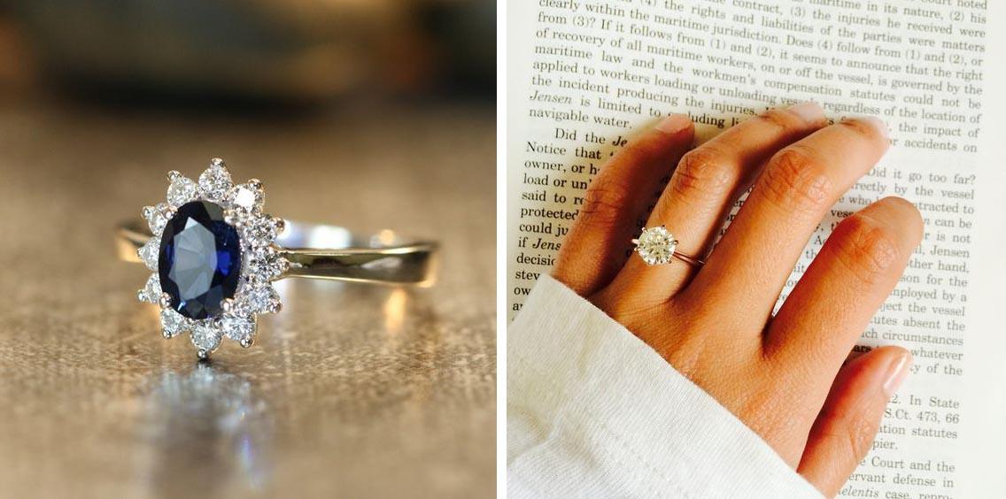 Dit zijn de 10 meest gepinde verlovingsringen op Pinterest!
