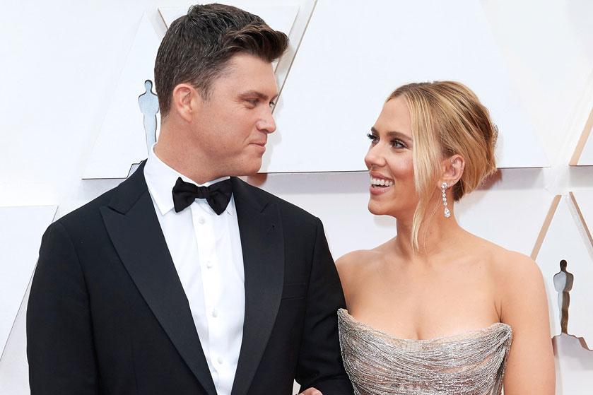 Scarlett Johansson is bevallen van haar tweede kind