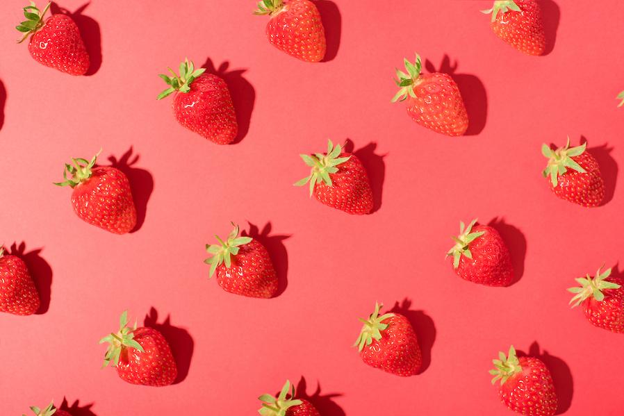 Dit zijn de vele gezondheidsvoordelen van aardbeien