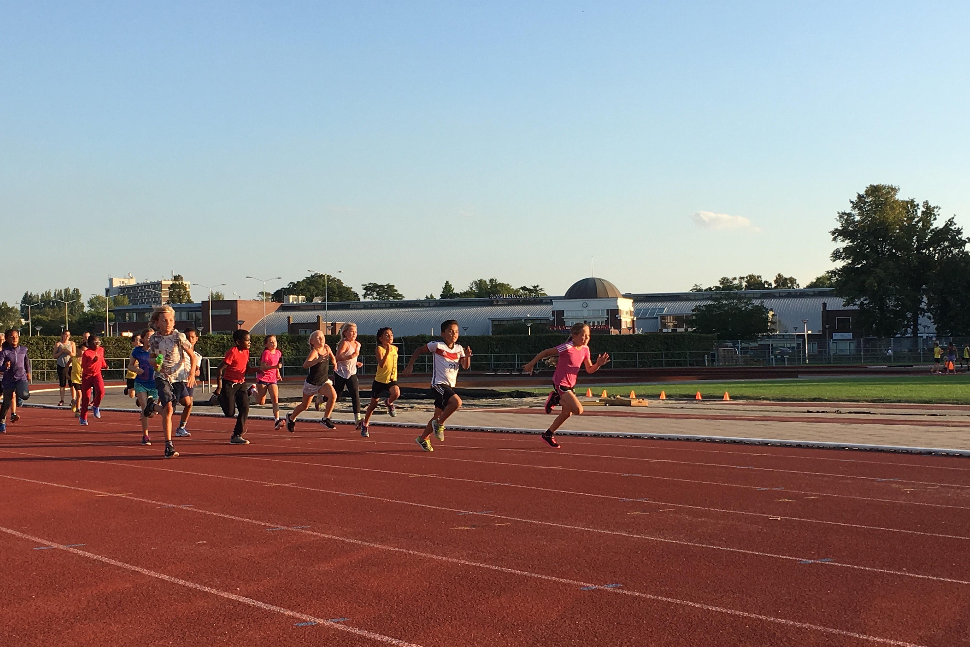 Bo Bish sprint atletiek[1]