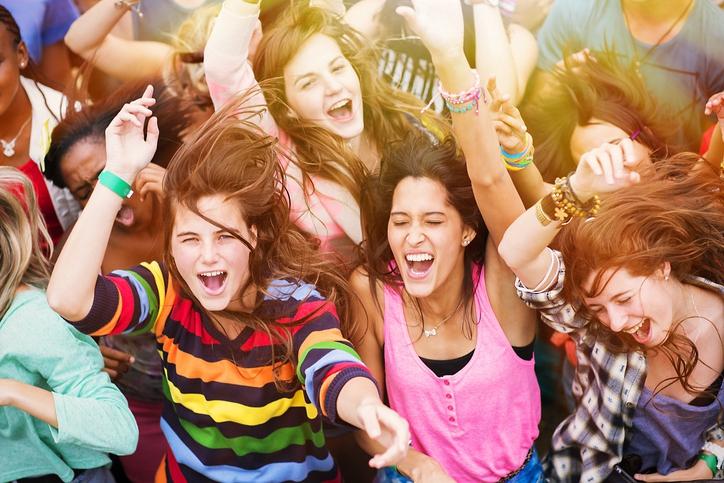 Bewezen: festivals zijn goed voor je gezondheid