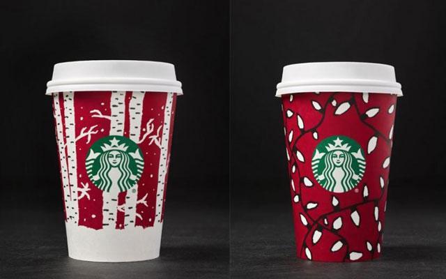 Starbucks lanceert maar liefst 13 verschillende Holiday Cups voor de feestdagen