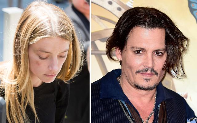 Oude sms'jes van Amber Heard naar Johnny Depps assistent gelekt