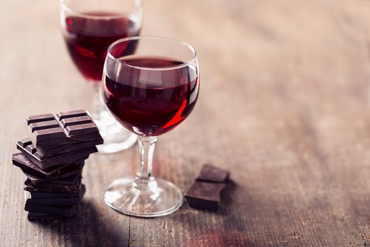 Aldi scoort weer: deze keer met choco-wijn