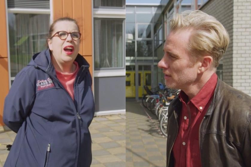 Kijkers 'Rooijakkers over de vloer' leven mee met Francis van Broekhuizen om heftig pestverleden