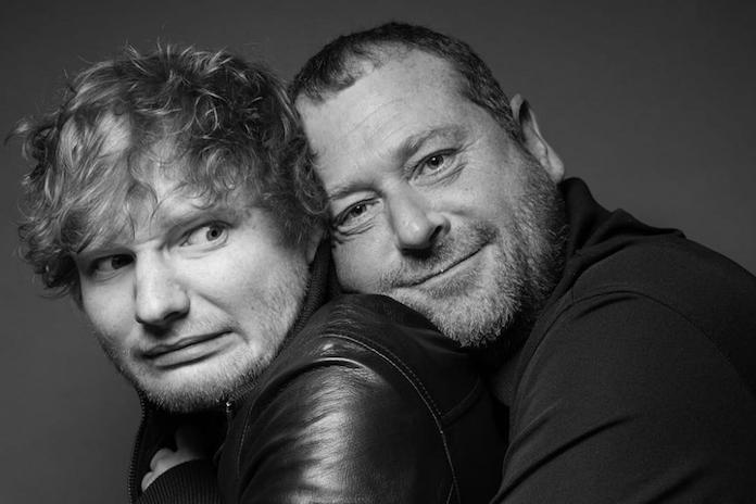 Hilarisch: de bodyguard van Ed Sheeran is een hit op Instagram