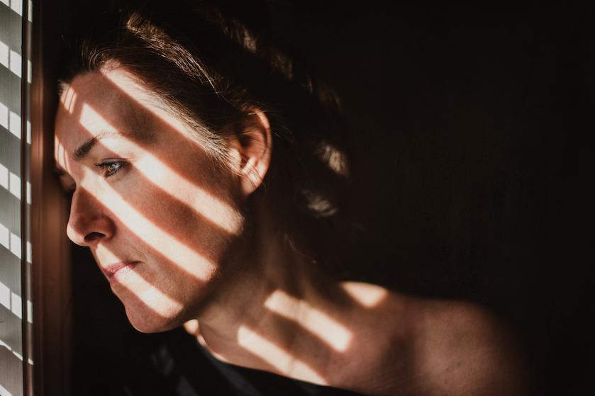 Bij Kirsten (34) werd bij toeval een hersentumor ontdekt: ''Er zit iets in je hoofd,' zei de arts in shock'