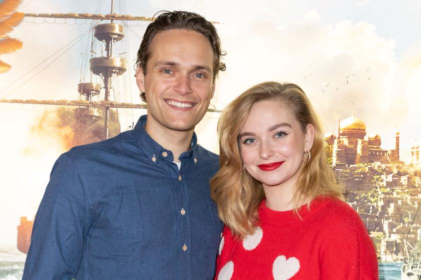 Romantisch nieuws: Pip Pellens en Pim Wessels zijn getrouwd in het geheim