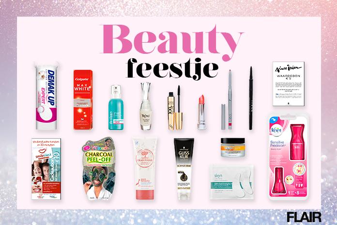 Bestel nu deze heerlijke beautybox van t.w.v. €176 voor maar €24,95!