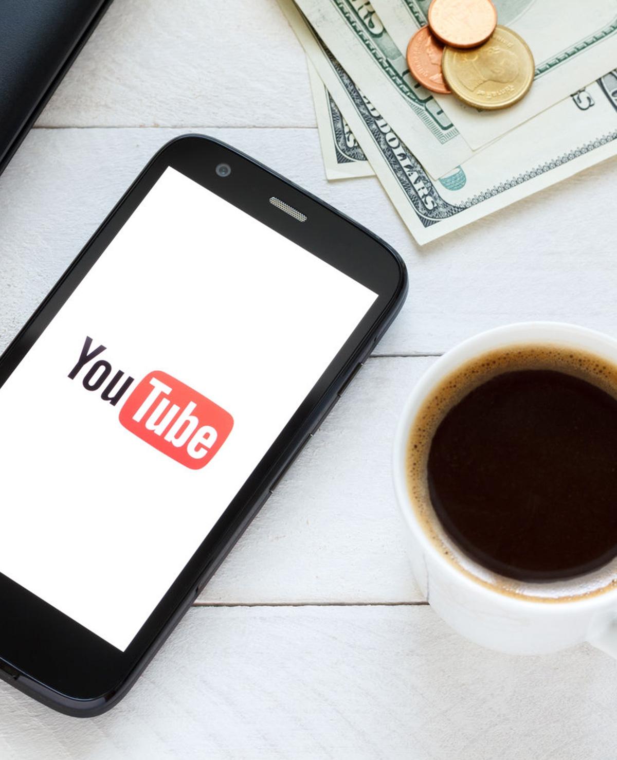 Dus zó verdien je geld met YouTube…