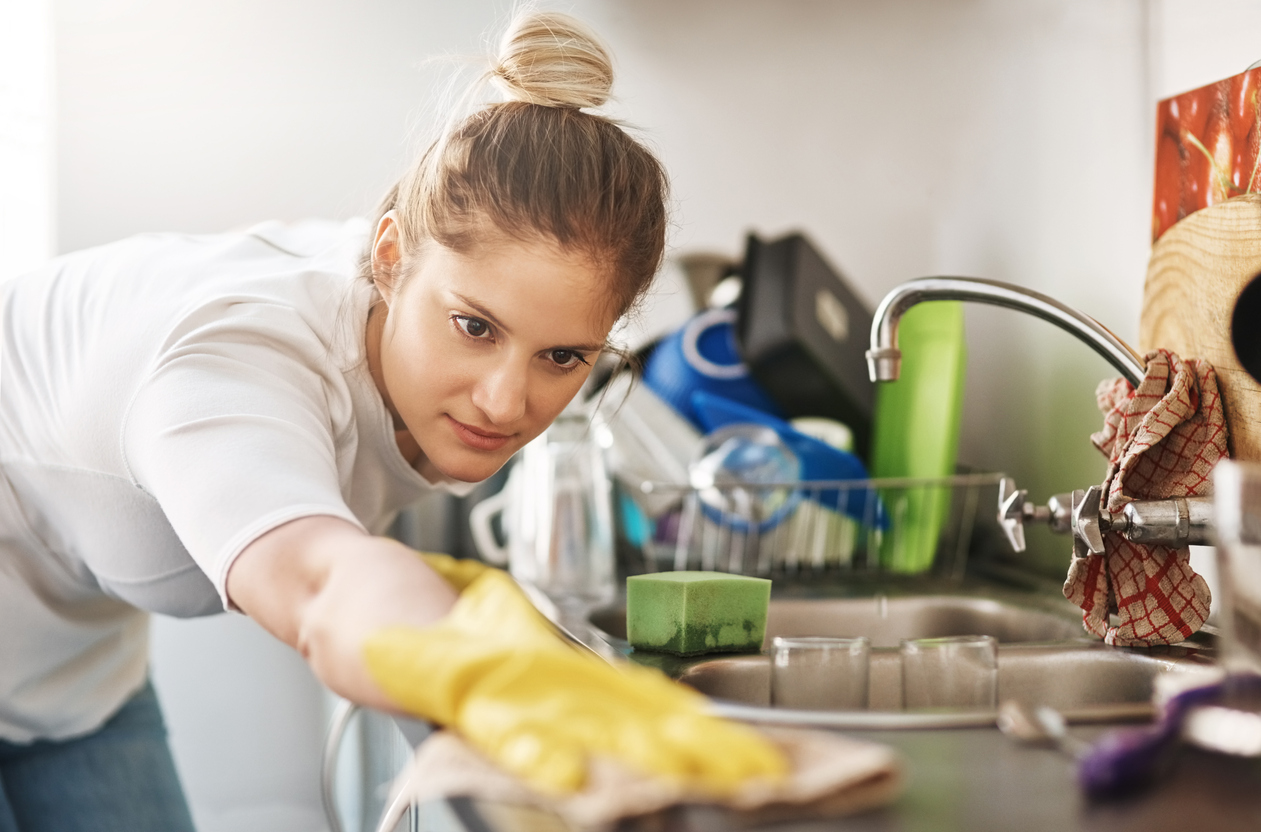 Met deze tips bespaar je flink op je schoonmaakmiddelen
