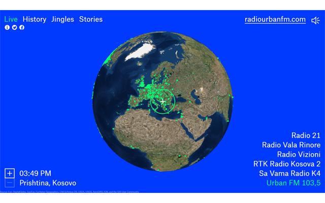 AWESOME: op deze website kan je radiozenders over de hele wereld beluisteren