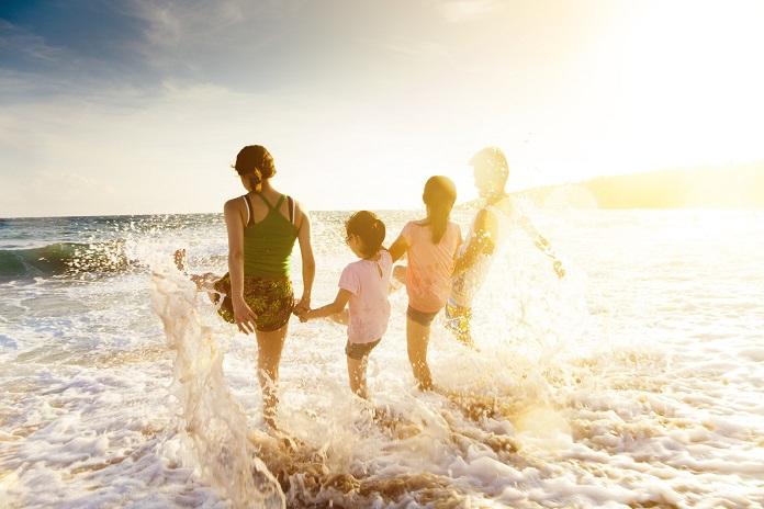 De leukste vakantiebestemmingen voor het hele gezin