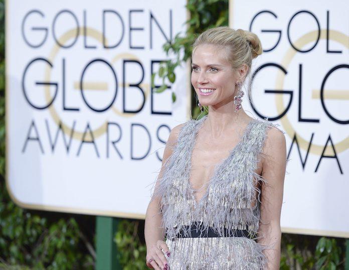 ZIEN: Heidi Klum schittert in danswedstrijd met Jimmy Fallon