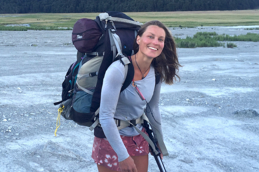 Miriam woont in de wildernis: 'Wat ik de hele dag doe? Leven'