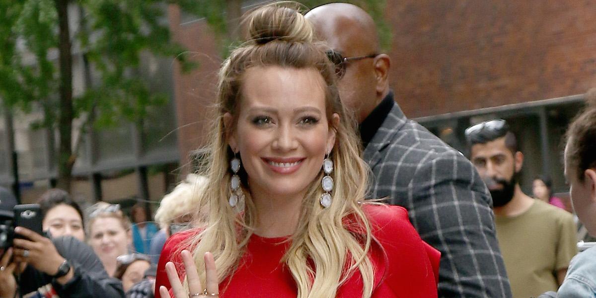 Heftig! Hilary Duff zet filmpje stalker online