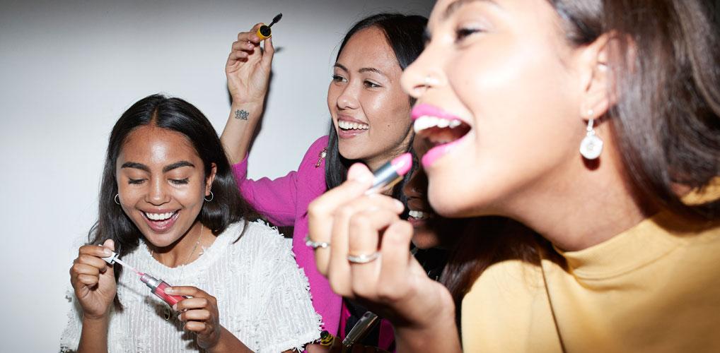 Makeuptrends 2021 vs. 2016: zo groot zijn de verschillen na 5 jaar