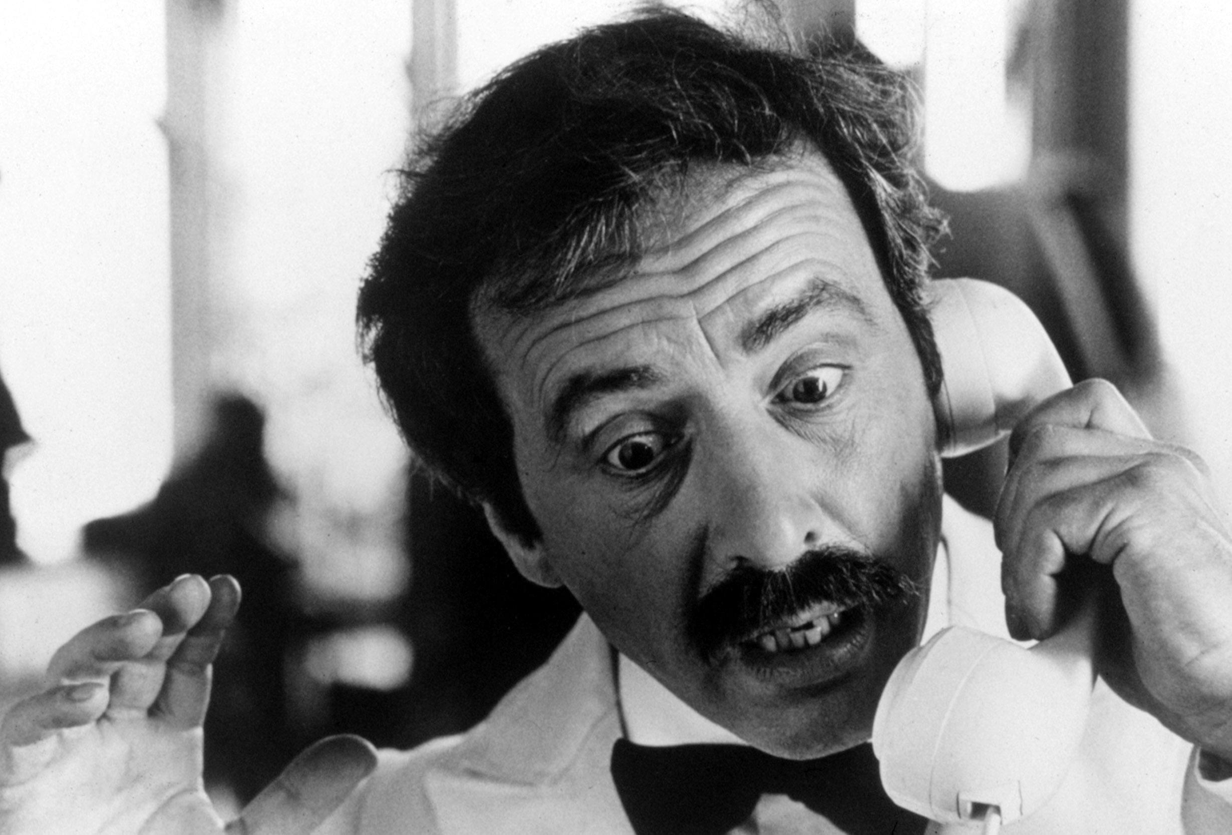 Manuel uit 'Fawlty Towers' overleden