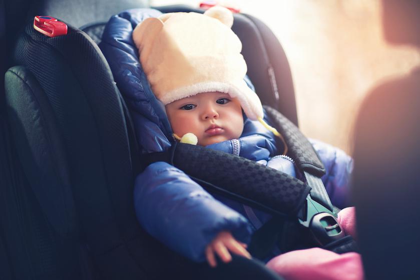 Schrikbarend: 'Acht op de tien kinderen zitten onveilig in de auto'