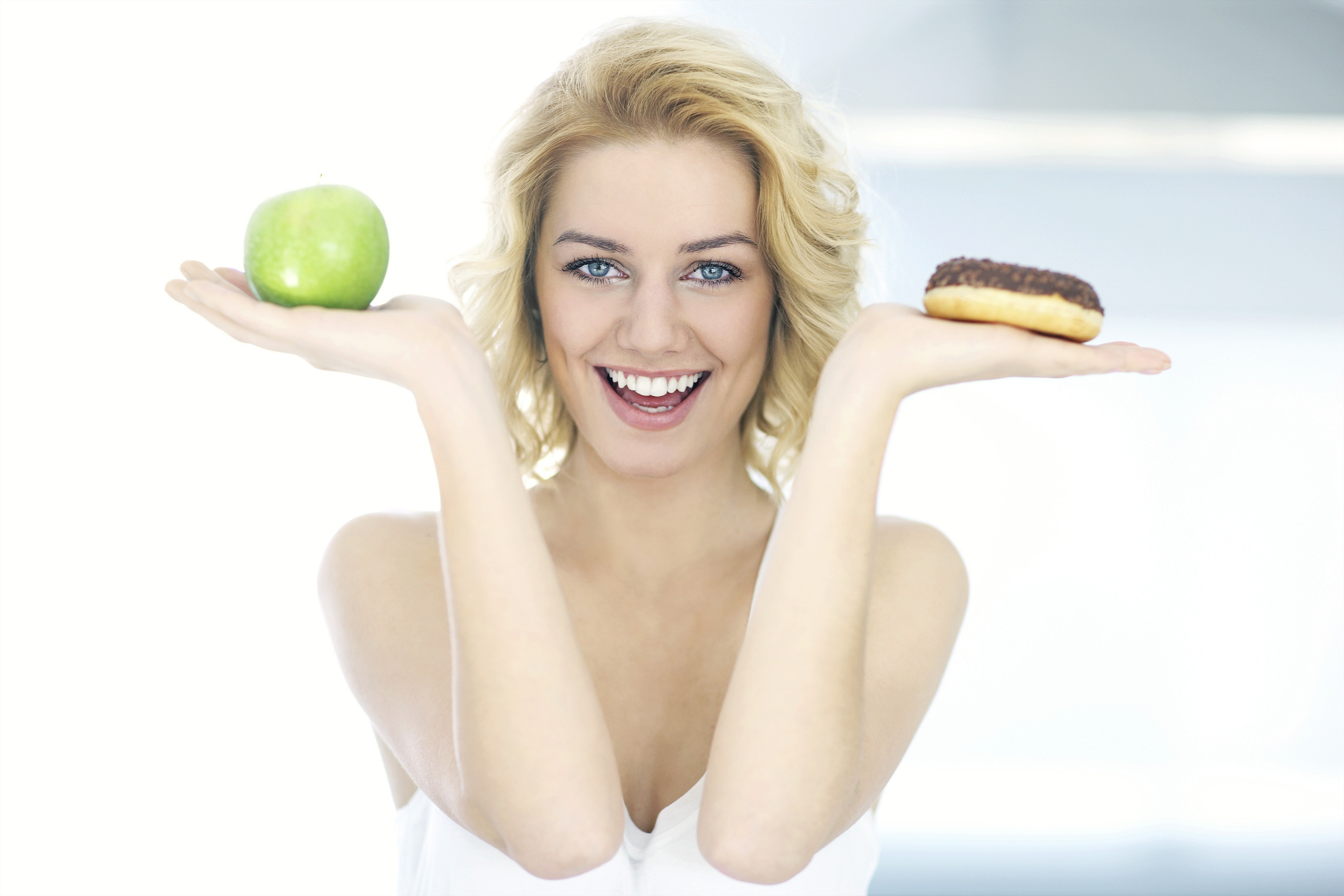 Leef je uit met groente en fruit