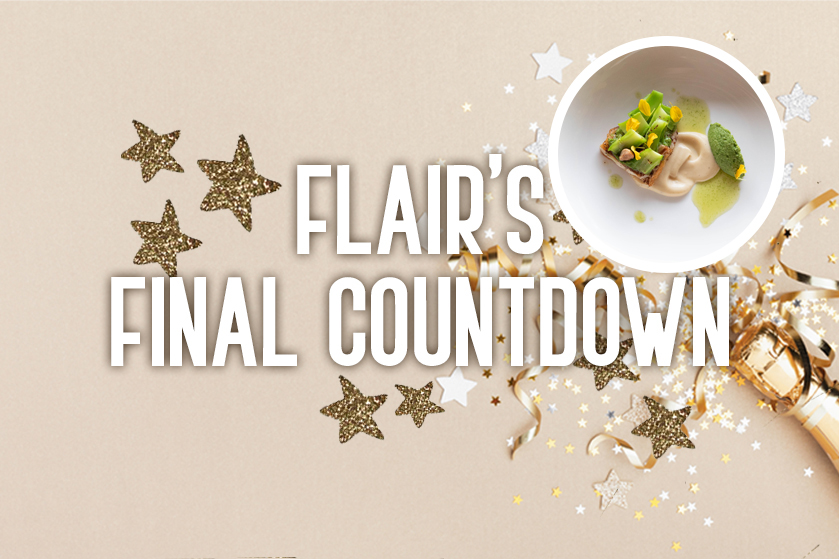 Flair's Final Countdown 2020 #2: romantisch thuisdiner voor 2 van chef Joey Herks