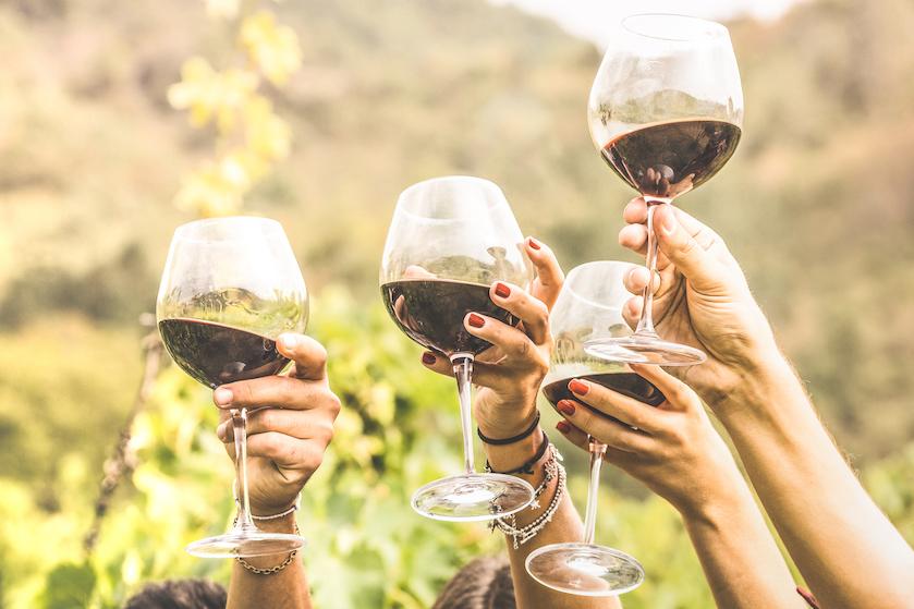 Wijn is fijn, óók bij een bewuste levensstijl: hier moet je op letten