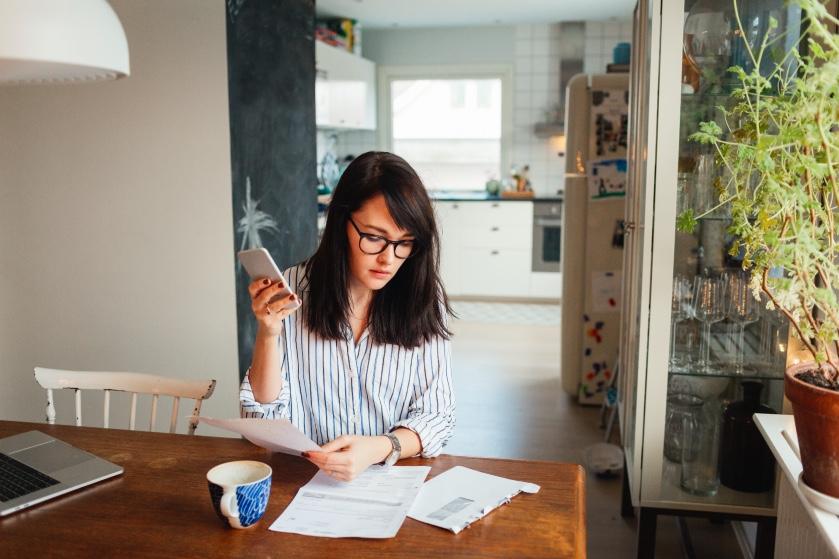 Huishoudboekje van Sophie (27): 'Praten over geld hoeft geen taboe te zijn'