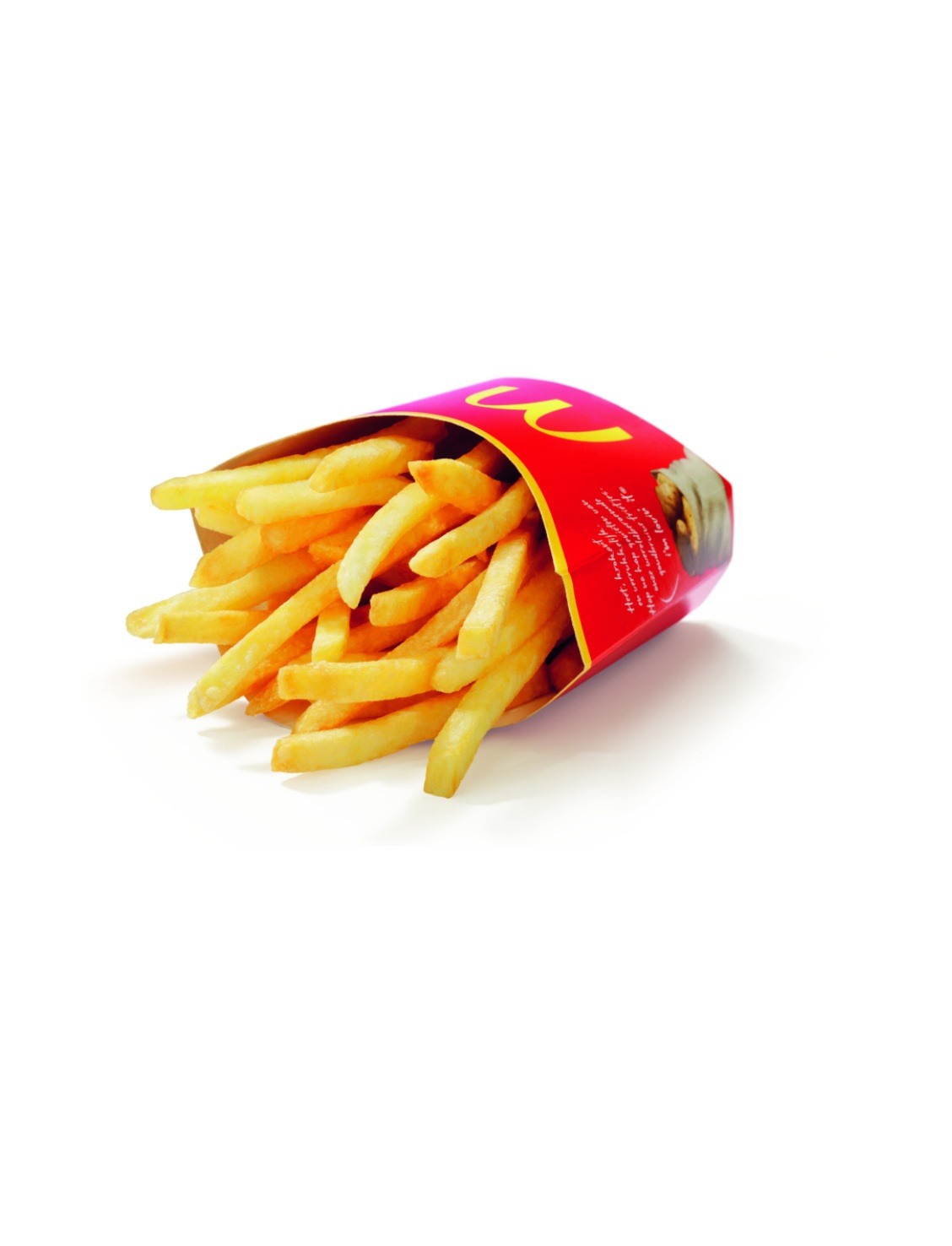Zo zit dat: Franse Frietjes bij McDonald's