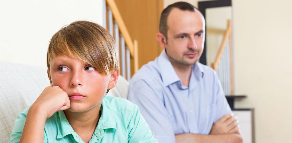 Geen liefde voor haar zoon: 'Ik erger me aan de kleinste dingen'