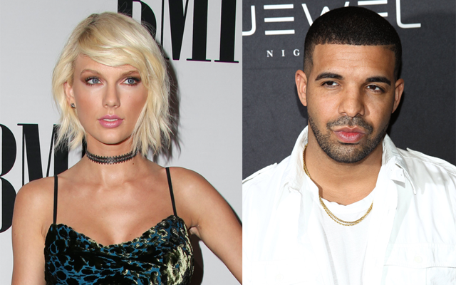 Taylor Swift en Drake zouden aan het daten zijn en het internet wordt gek