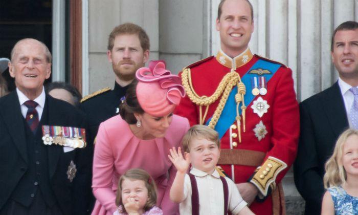 Dit is de naam die Prins George zal gebruiken op zijn school