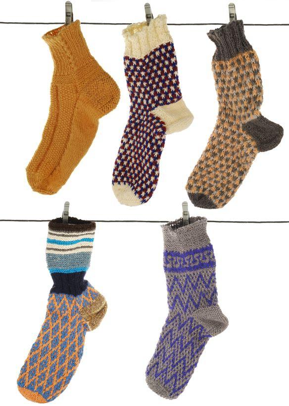 Het mysterie van de verdwenen sokken opgelost?