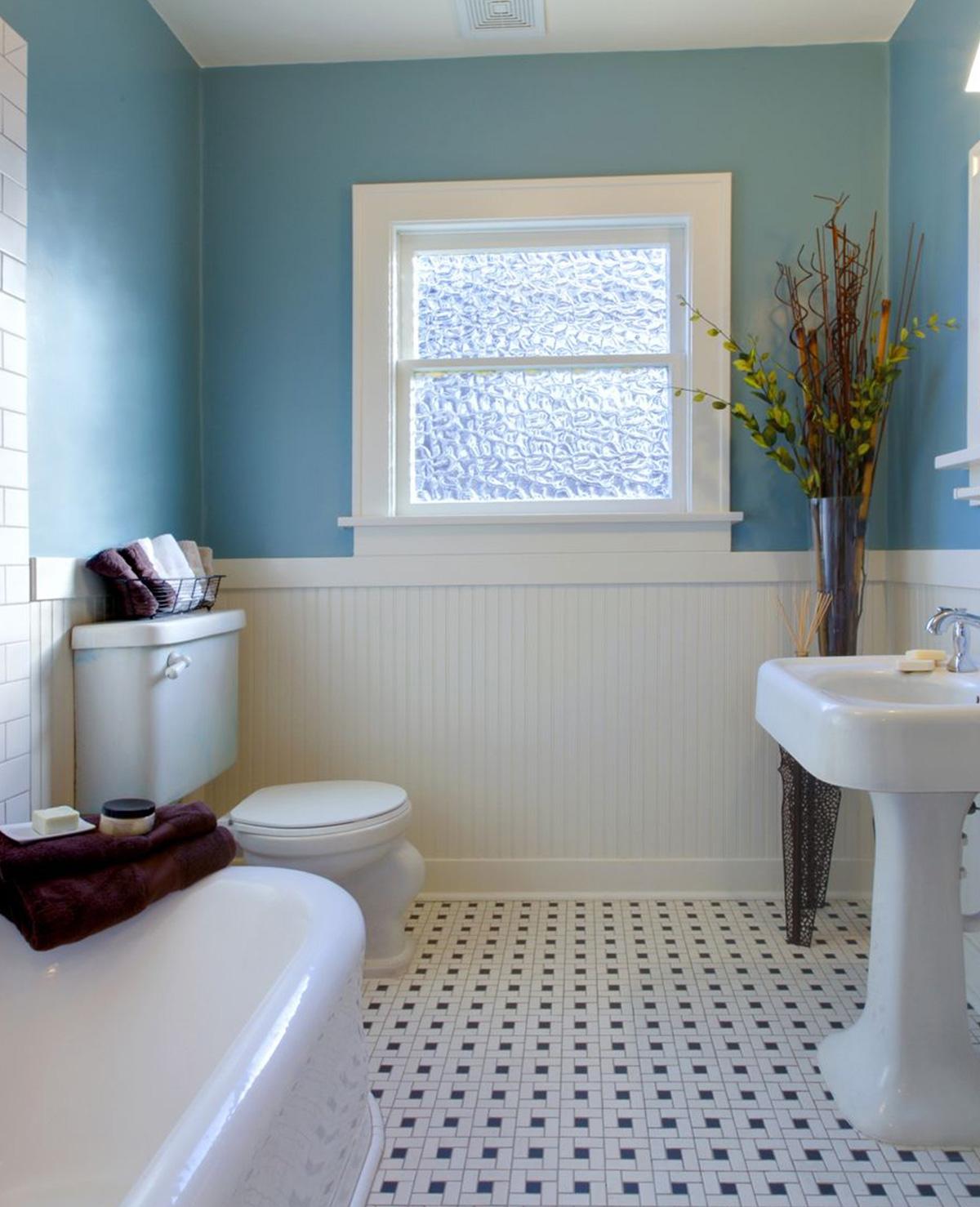 Dieuwke blogt week 3: badkamer en wasruimte opruimen