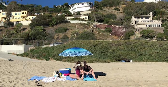 Bobbi gaat dieper: 'Het is februari en we gaan naar het strand!'