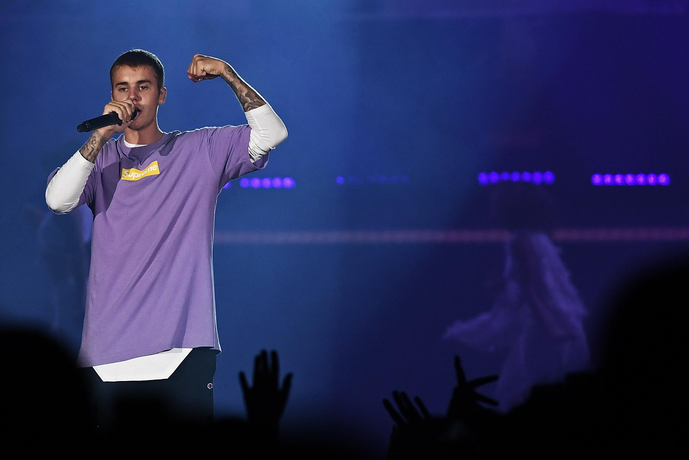Wow: Justin Bieber neemt intrek in joekel van kasteel!